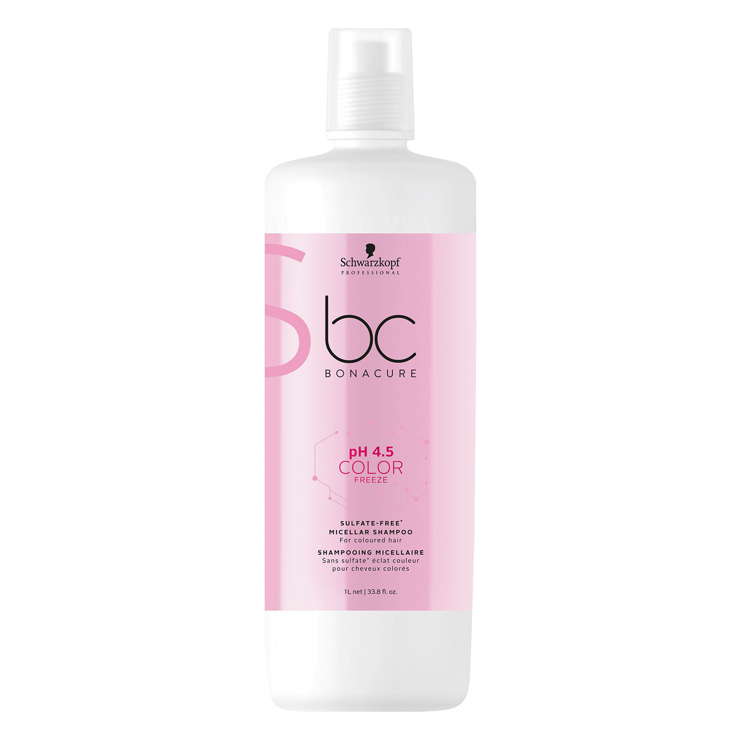 BC pH 4.5 Color Freeze - Sulfate-Free Micellar Shampoo - 250ml
