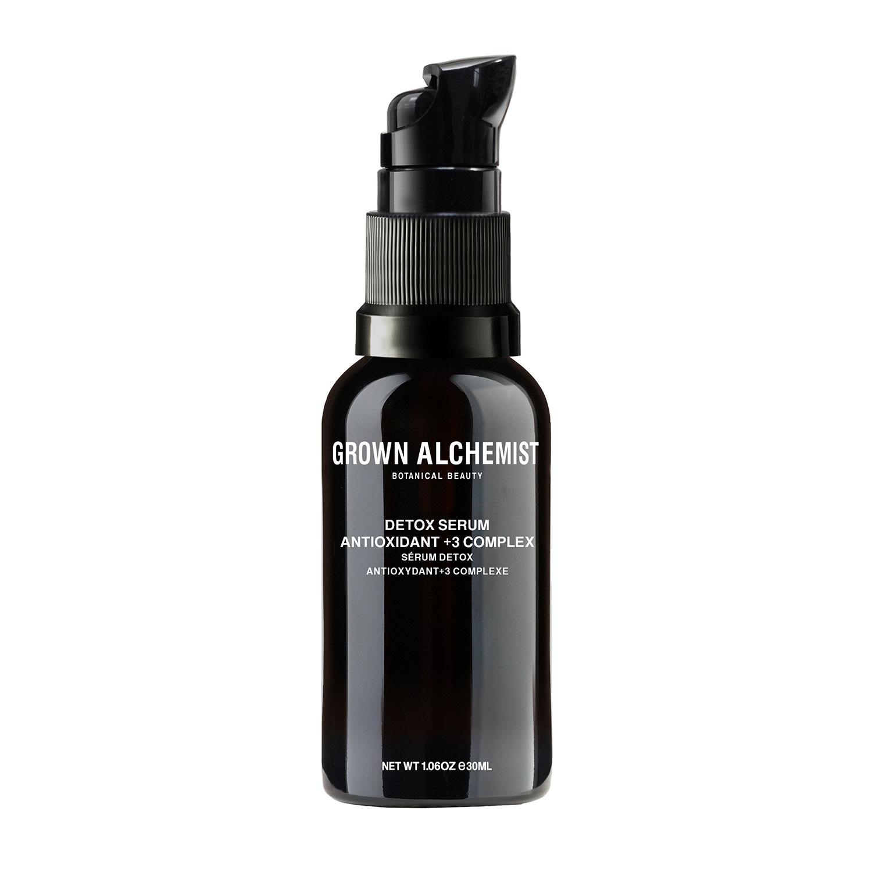 GROWN Beauty - Detox Serum: Antioxidant +3 Complex - 30ml
