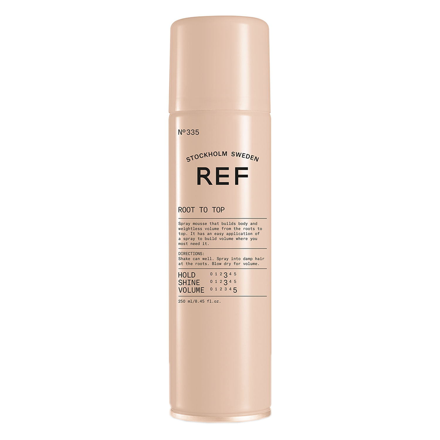 REF Styling - 335 Root to Top - 250ml