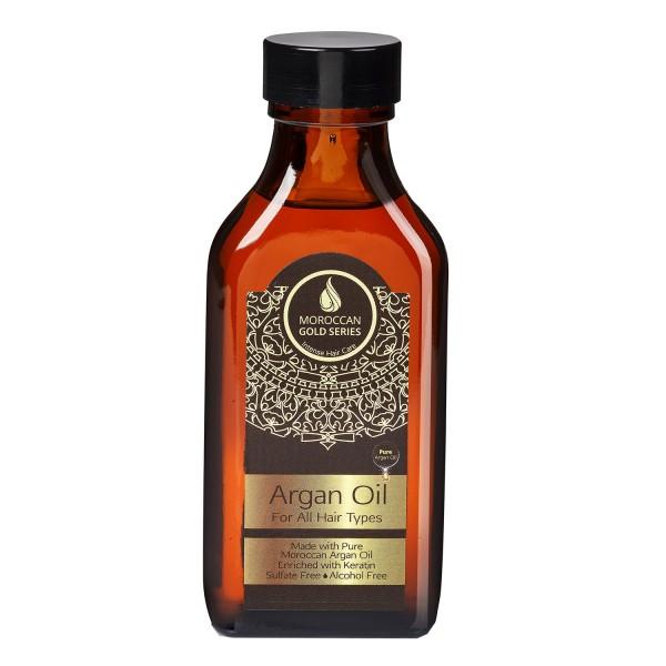 Moroccan Gold Series - Argan Oil