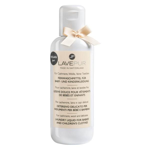 LAVEPUR - Parfümiertes Feinwaschmittel Für Baby- & Kinderkleidung