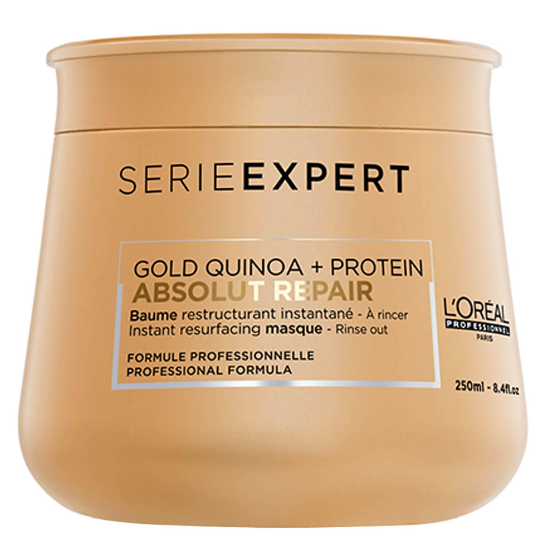 Série Expert Absolut Repair - Masque Gold Quinoa + Protein - 250ml