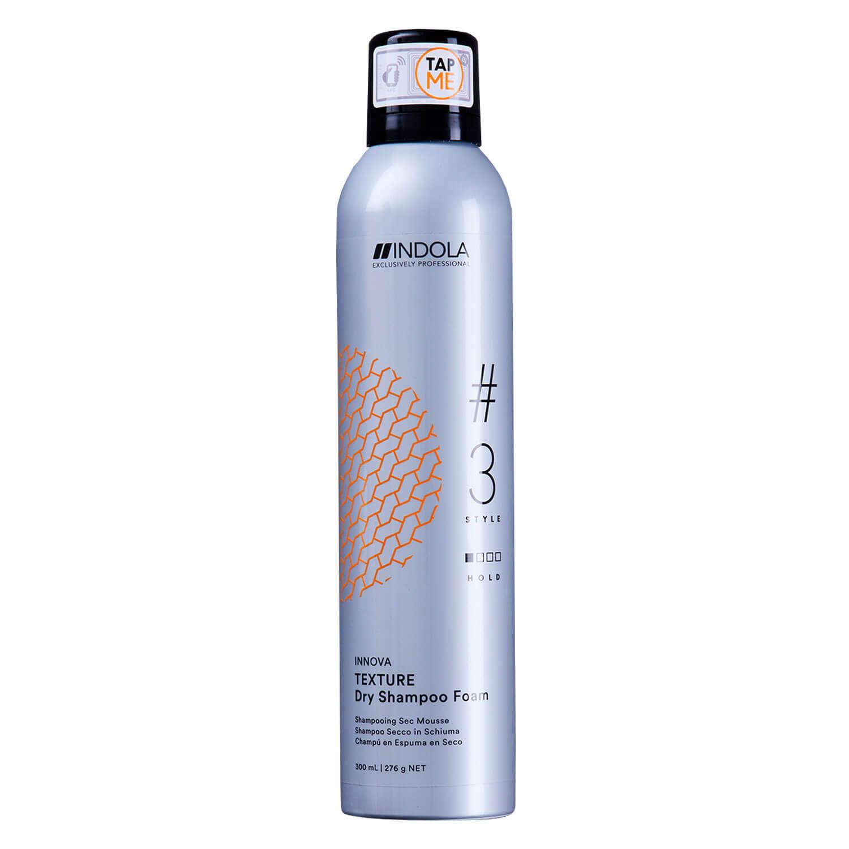 INNOVA Styling - Texture Dry Shampoo Foam - 100ml