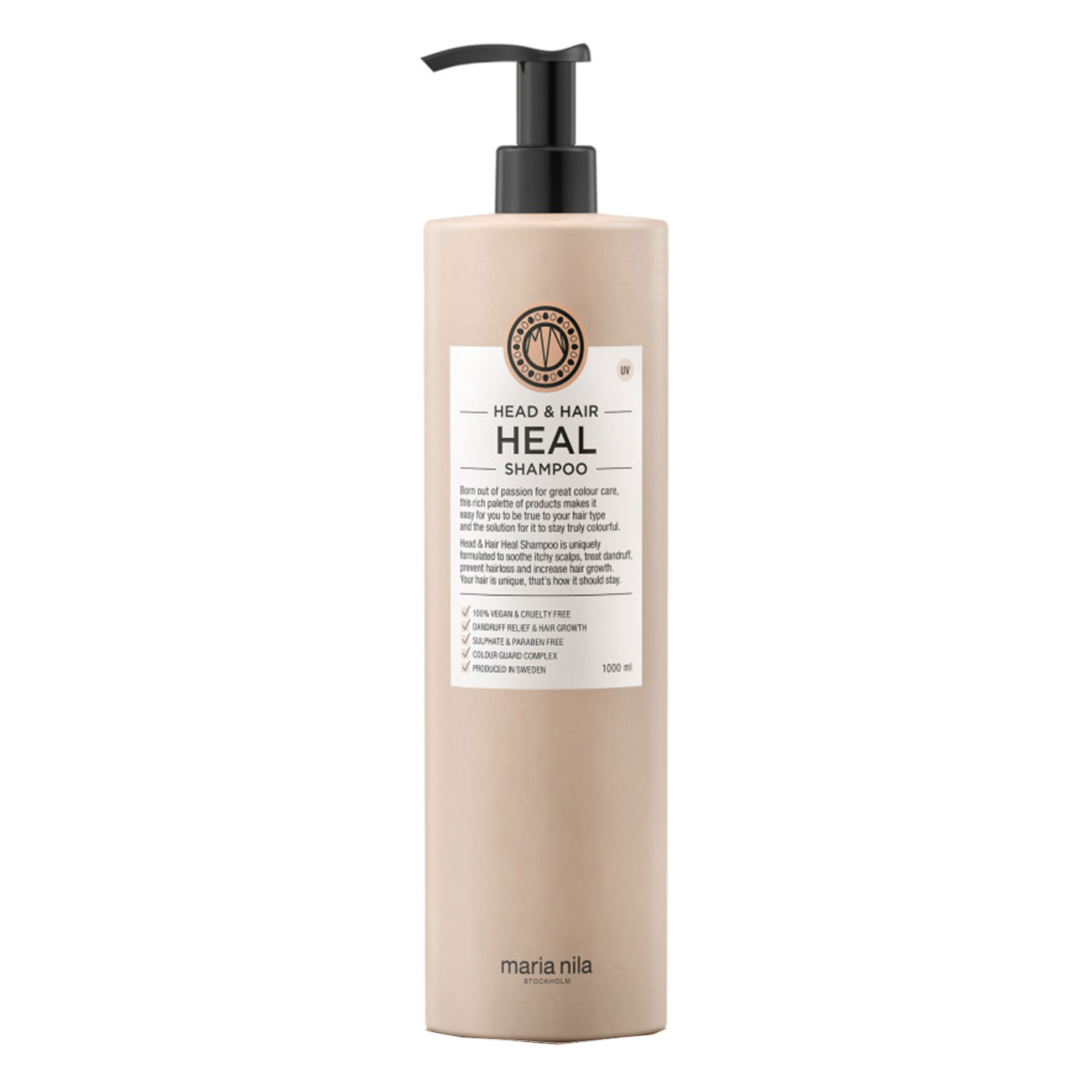 Care & Style - Head & Hair Heal Shampoo - 350ml