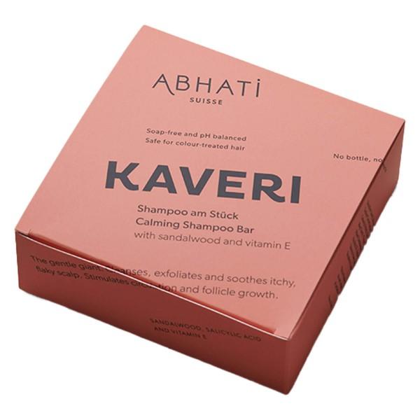Image of ABHATI Suisse - Kaveri Calming Shampoo Bar