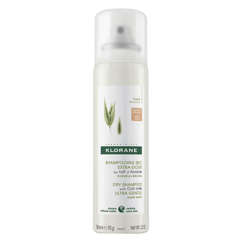 KLORANE Hair - Hafermilch Trockenshampoo Getönt - 150ml