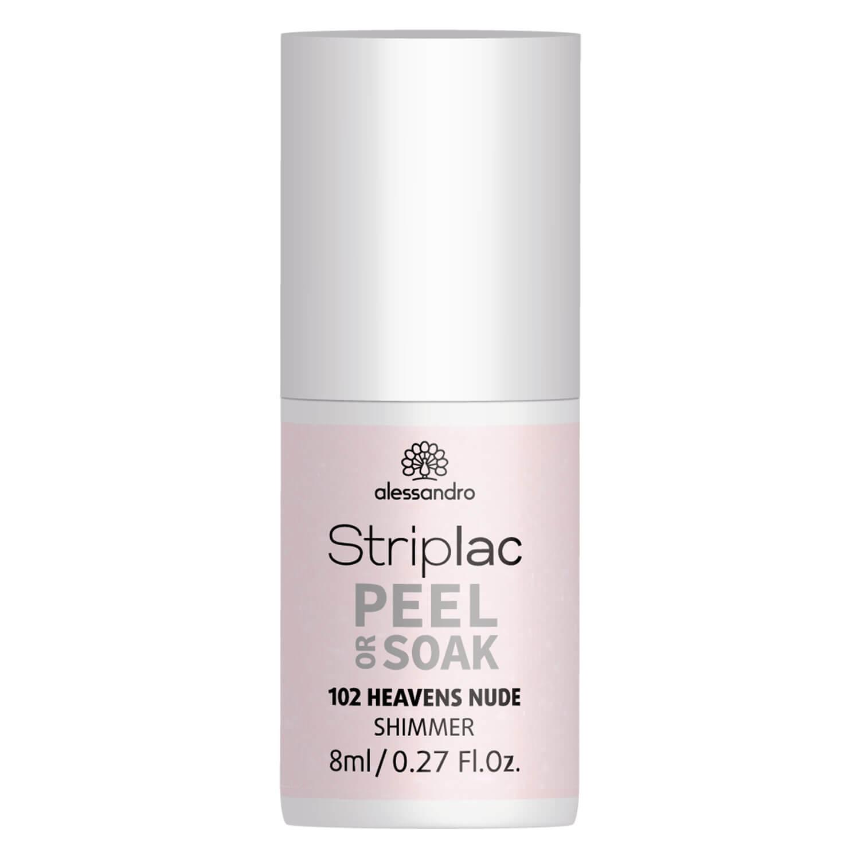 Striplac Peel or Soak - Heavens Nude - 8ml
