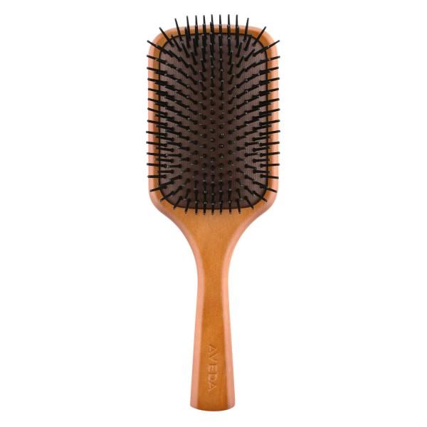 Image of aveda tools - wooden paddle brush