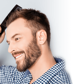 Anti-hair loss products for men
