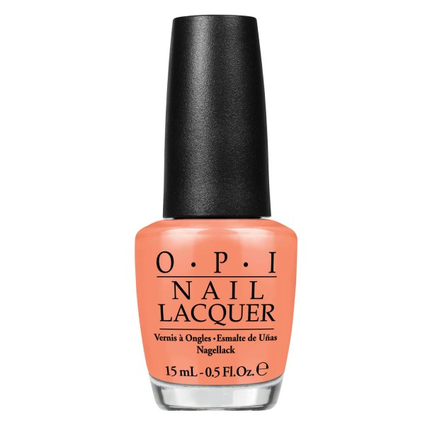 OPI - Hawaii - Is Mai Tai Crooked?
