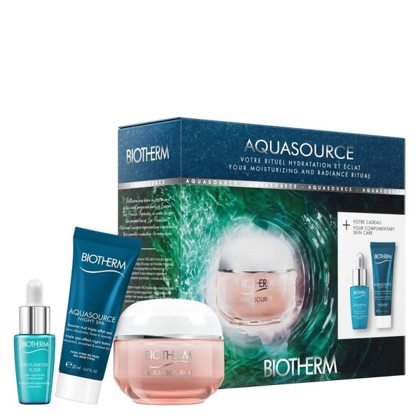 Aquasource - Rich Cream Set