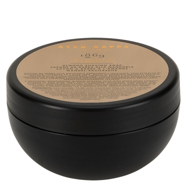 Image of ACCA KAPPA - Almond Shaving Soap