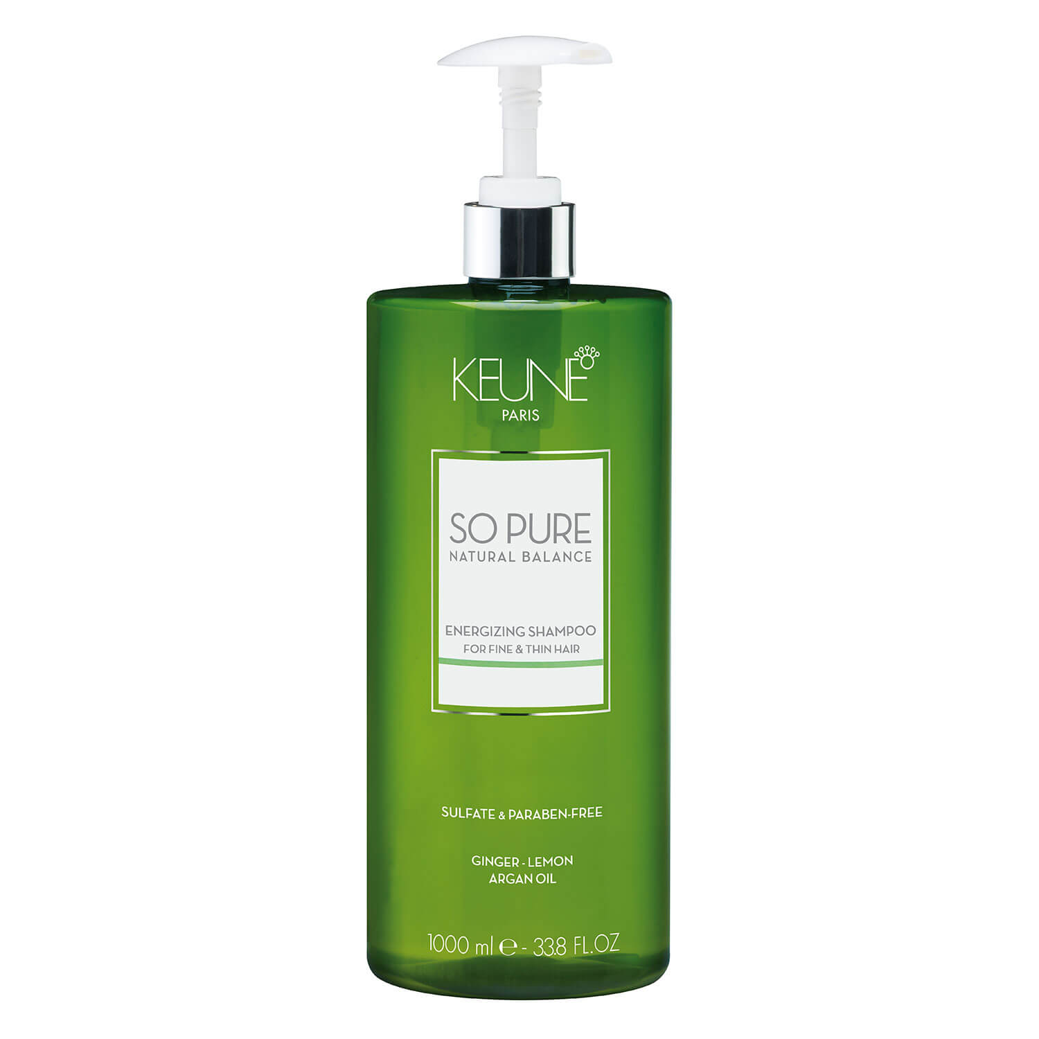 So Pure Energizing - Shampoo - 250ml