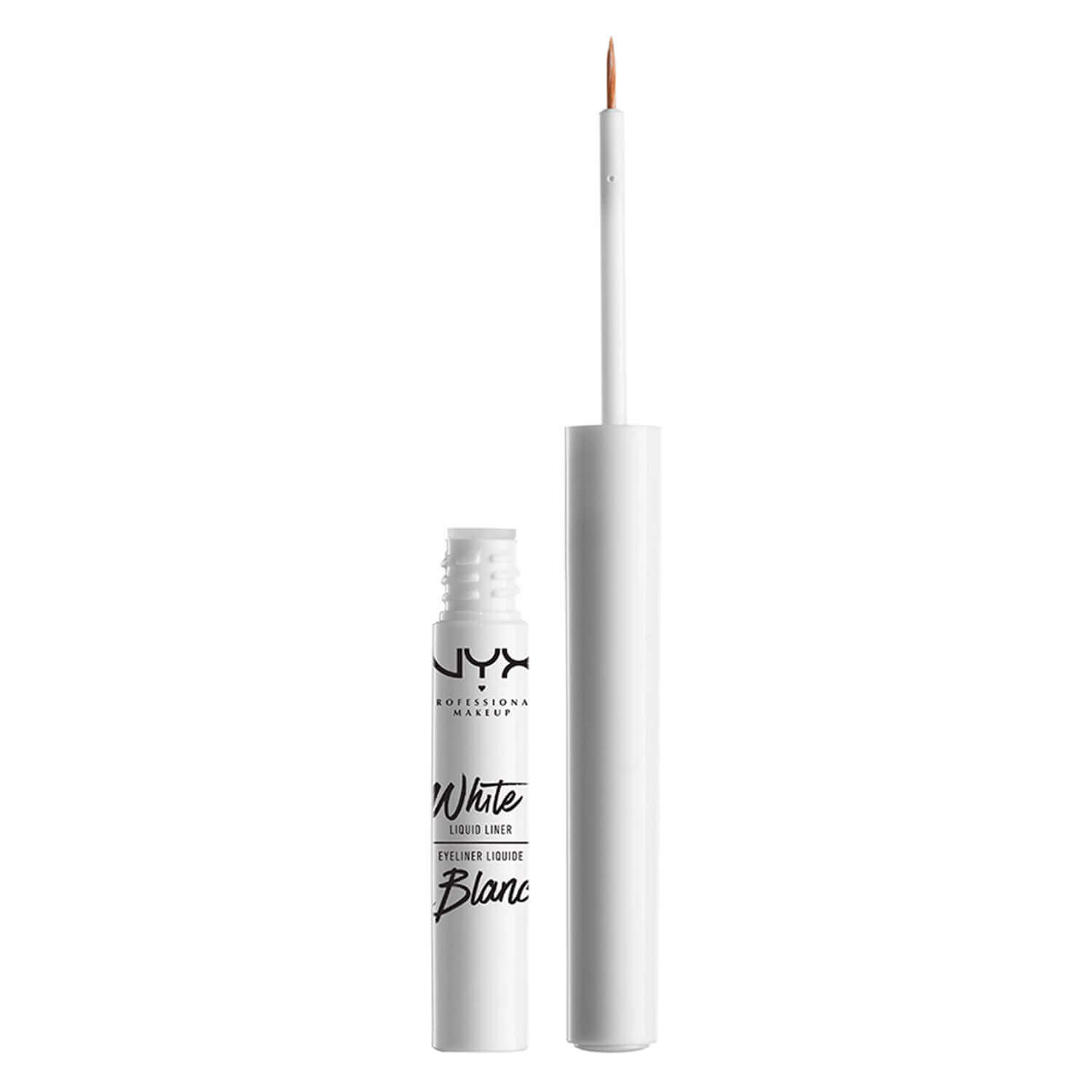 NYX Liner - White Liquid Liner White - 2ml