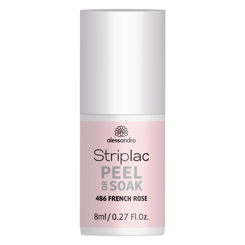 Striplac Peel or Soak - French Rosé - 8ml