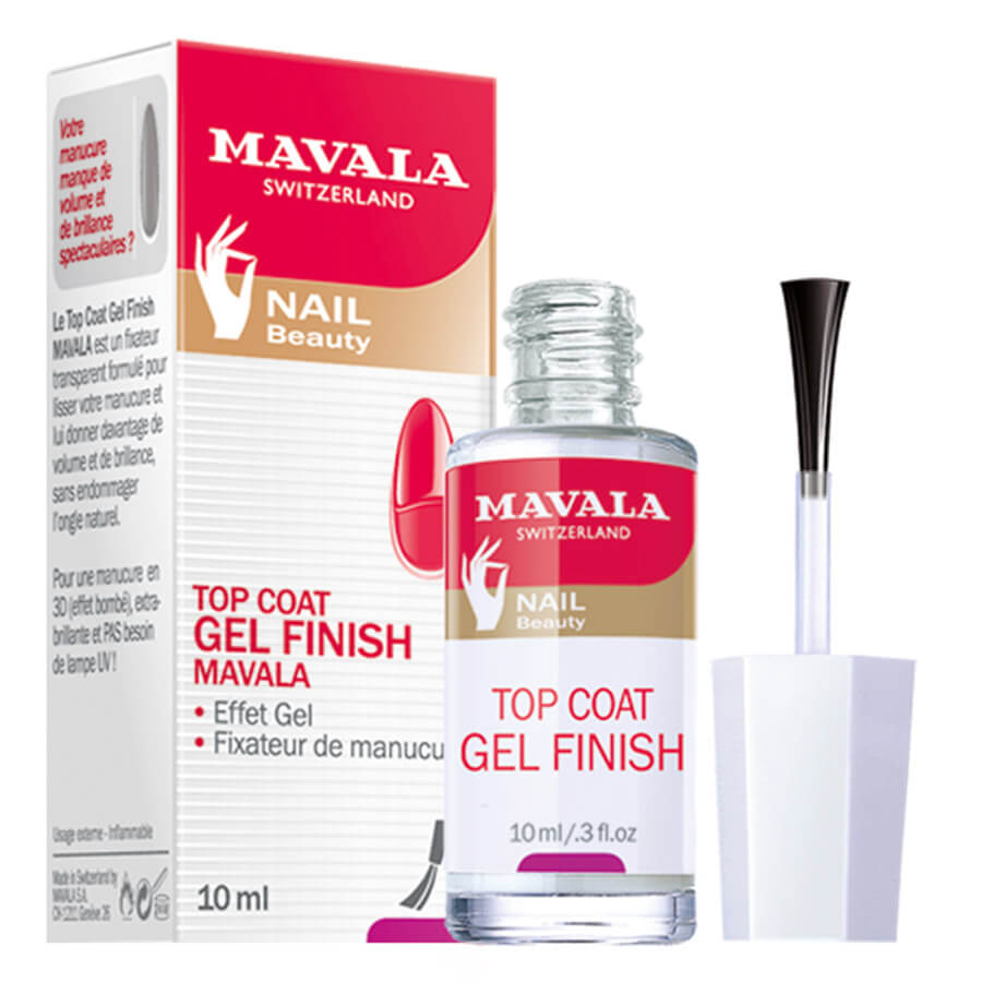 MAVALA Care - Gel Finish Top Coat - 10ml