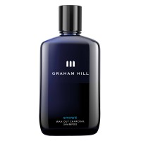 Cleansing & Vitalising - Stowe Wax Out Charcoal Shampoo 100ml
