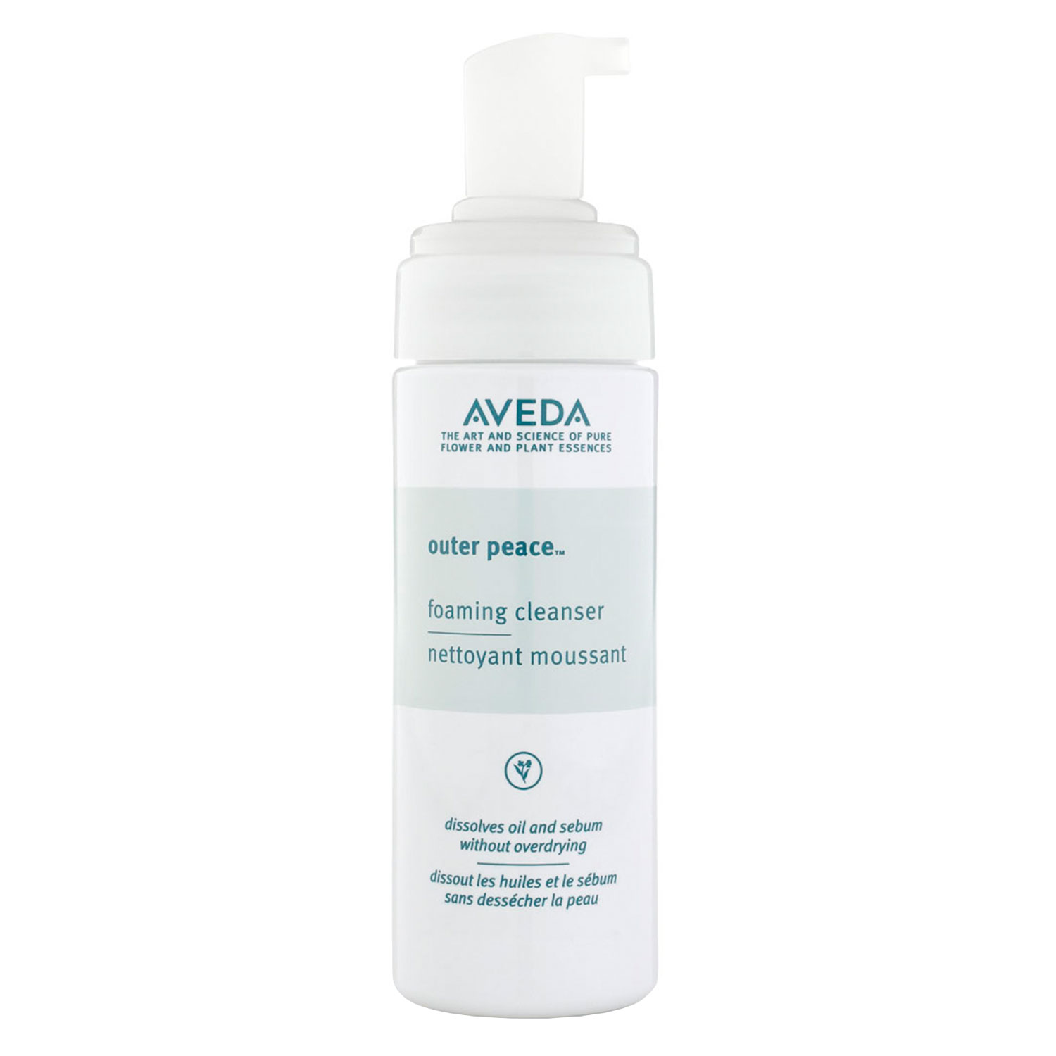 outer peace - foaming cleanser - 125ml
