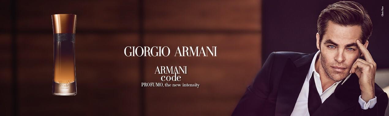 Gorgio Armani Herren Parfum
