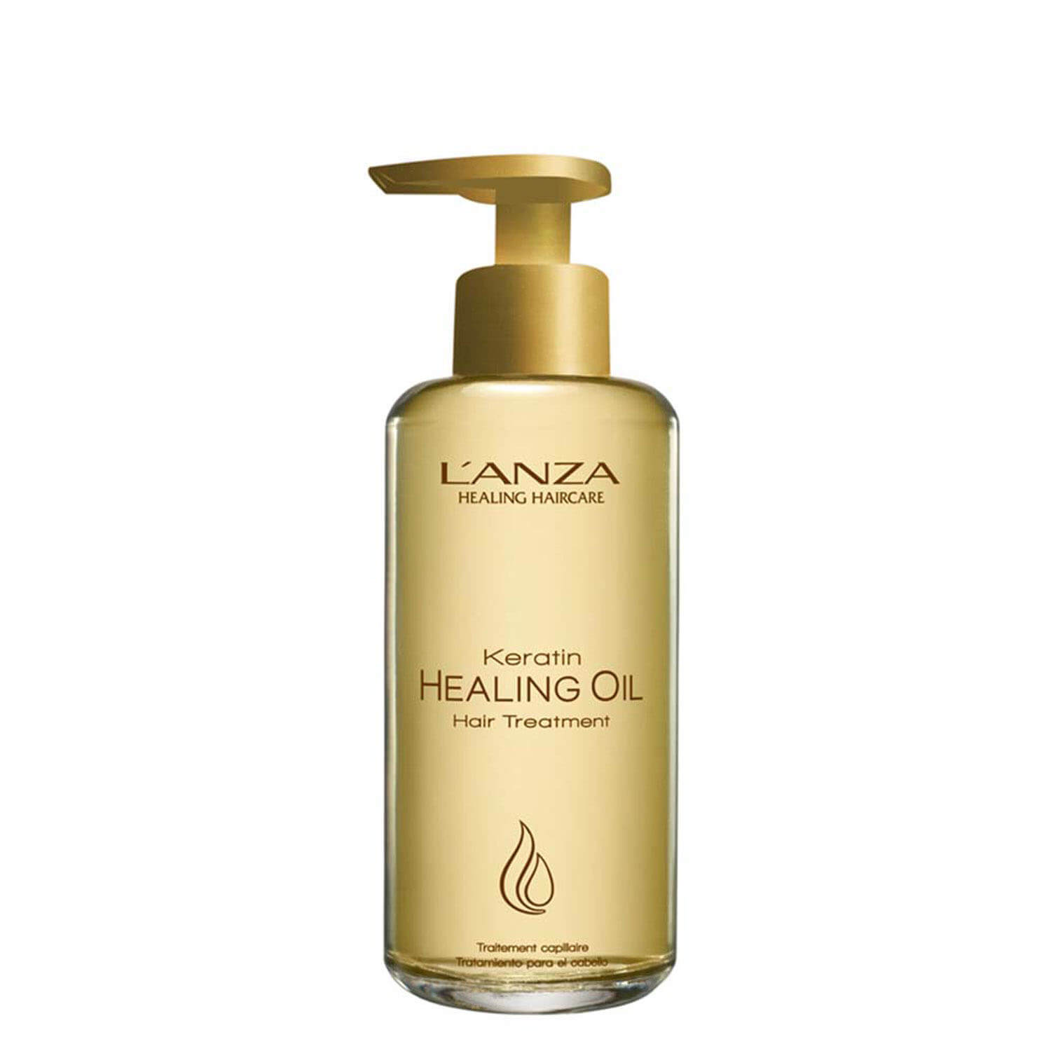 Keratin Healing Oil - Hair Treatment - 100ml