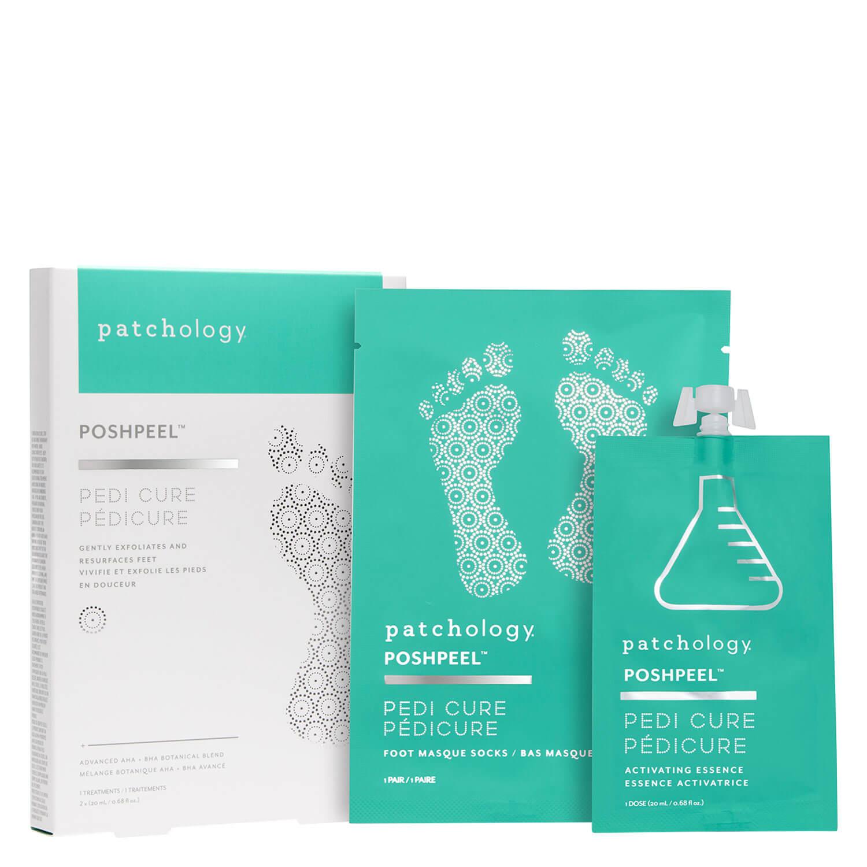 PoshPeel - Pedi Cure Intensive Foot Peel Treatment - 1x