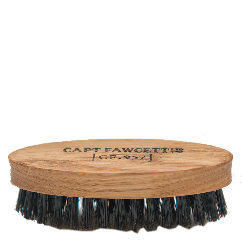 Capt. Fawcett Tools - Wild Boar Moustache Brush -