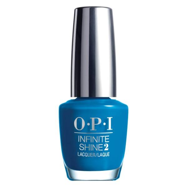 OPI - Infinite Shine Summer - Wild Blue Yonder