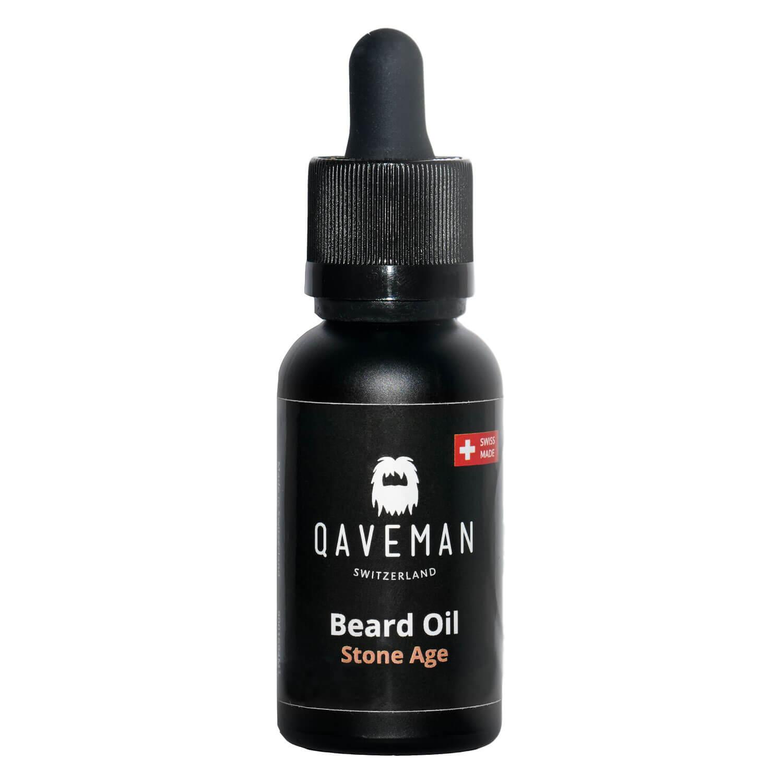 Qaveman Shave - Beard Oil Stone Age - 30ml