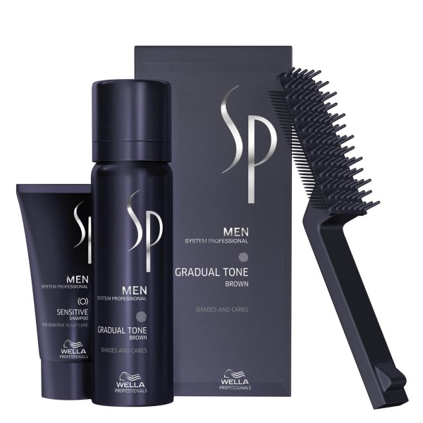 Wella - SP Men - Gradual Tone Brown