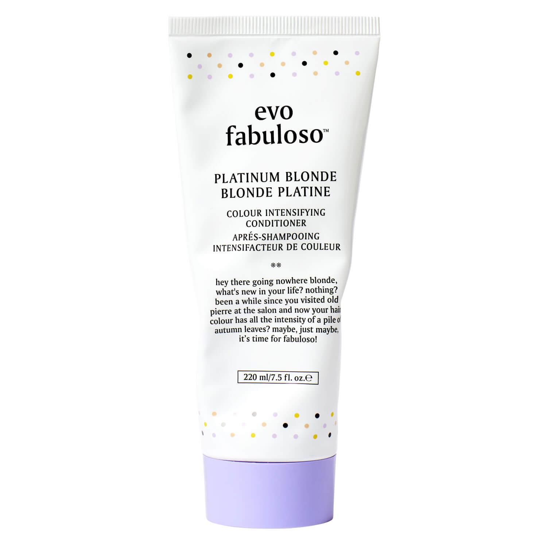 evo Fabuloso - Platinum Blonde - 220ml