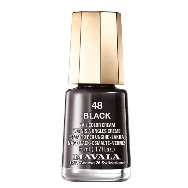 Mavala - Mini Color's - BLACK 48