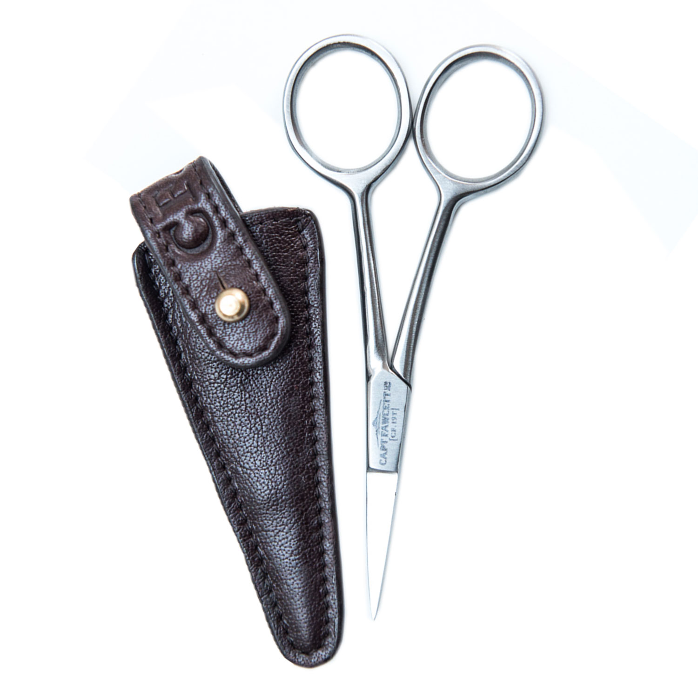 Capt. Fawcett Tools - Grooming Scissors -