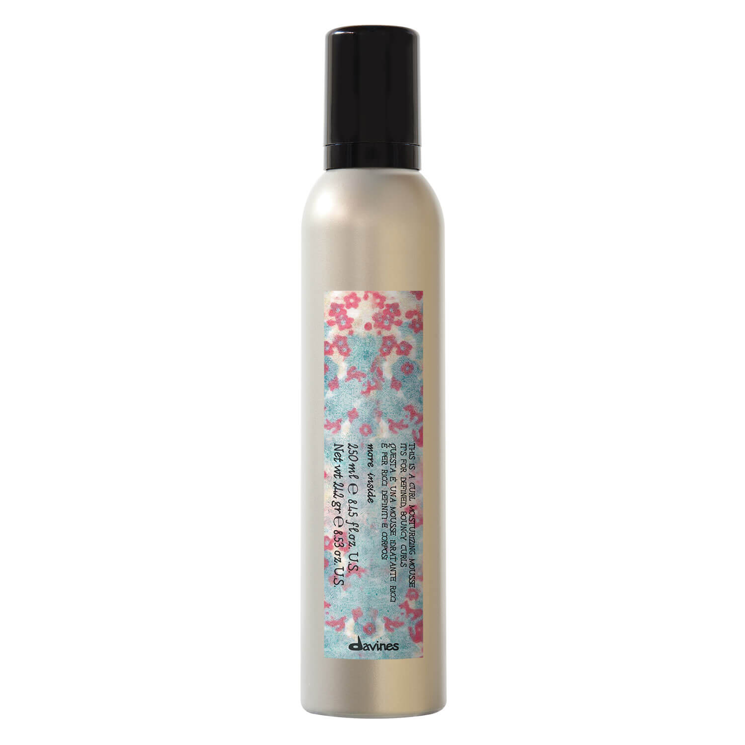 More Inside - This is a Curl Moisturizing Mousse - 250ml