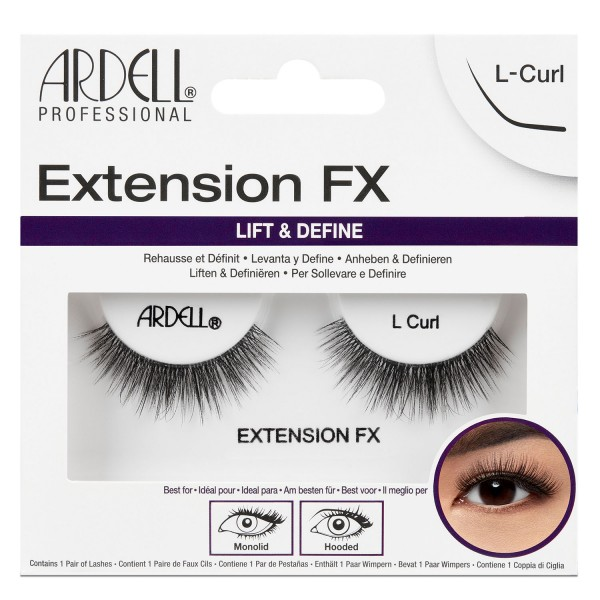 Ardell False Lashes - Extension FX L Curl