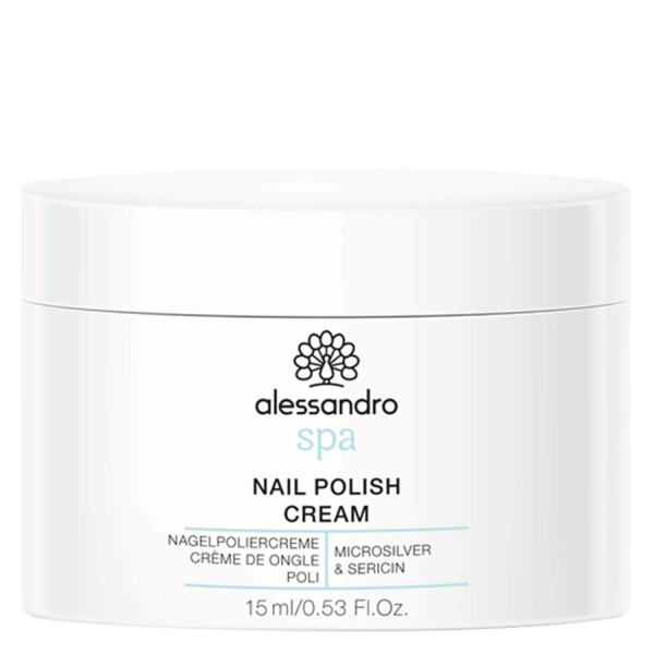 Image of Alessandro Spa - Foot Nail Polish Cream