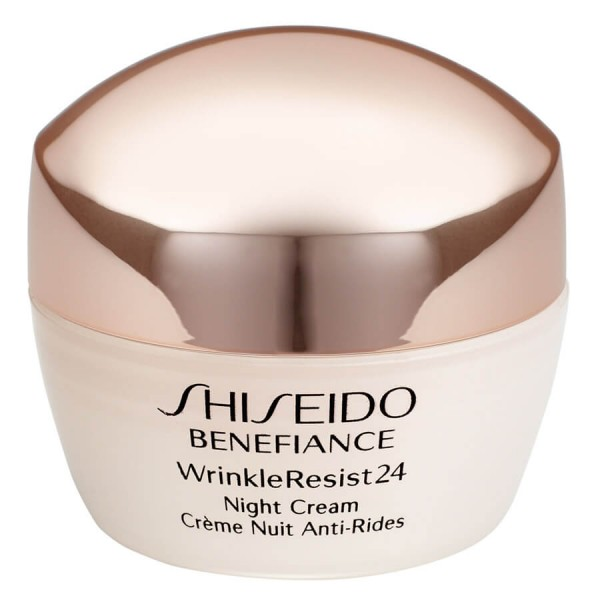 Shiseido - Benefiance Wrinkle Resist 24 - Night Cream