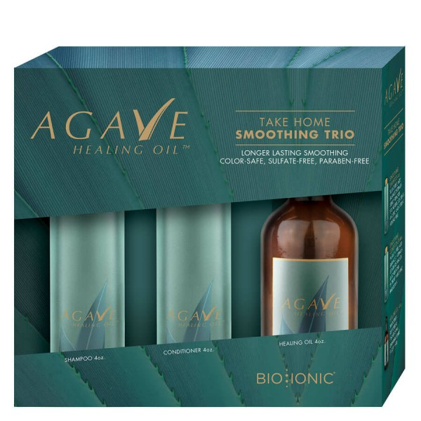 Image of Agave - Smoothing Trio