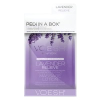VOESH New York - Pedi In A Box Deluxe 4 Step Lavender Relieve