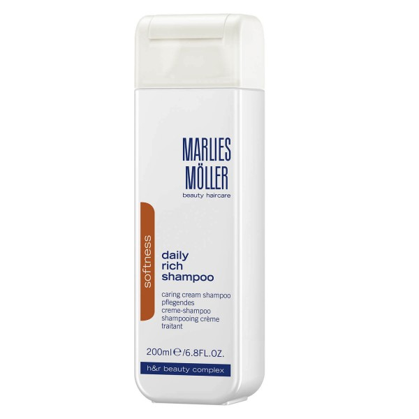 Marlies Möller - MM Softness - Daily Rich Shampoo