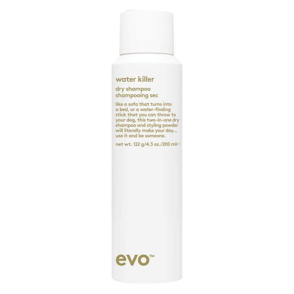 evo style - water killer dry shampoo
