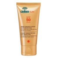 Nuxe - Nuxe Sun - Crème Visage Fondante Haute Protection SPF50