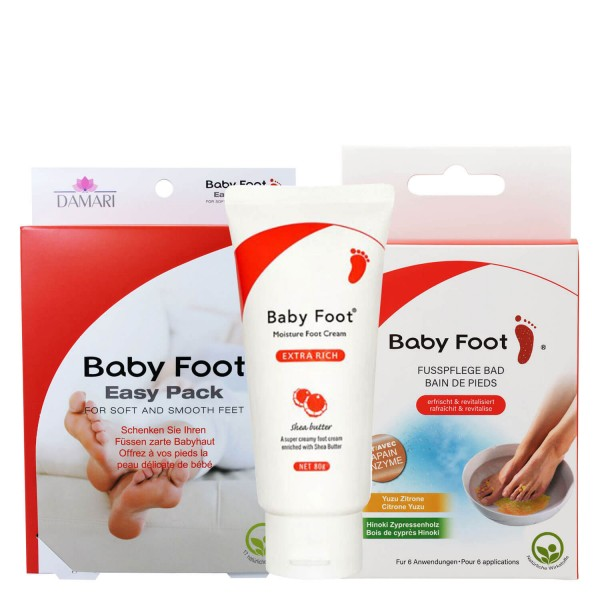 Image of Baby Foot - Trio Set
