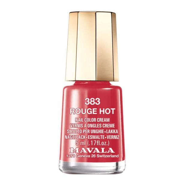 Mavala - Rouges - HOT 383
