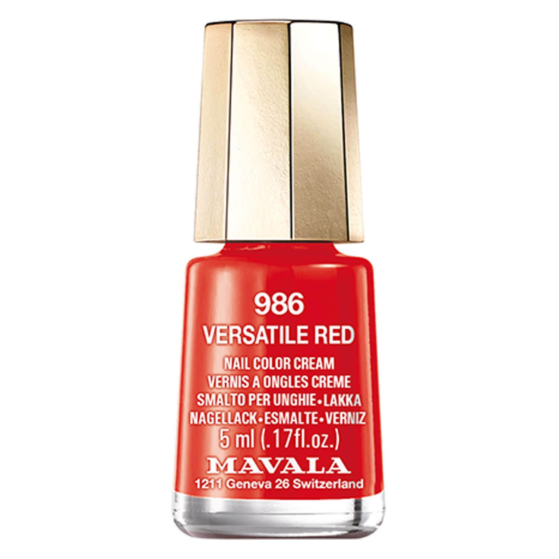 Dash & Splash Color - Versatile Red 986 Limited Edition - 5ml