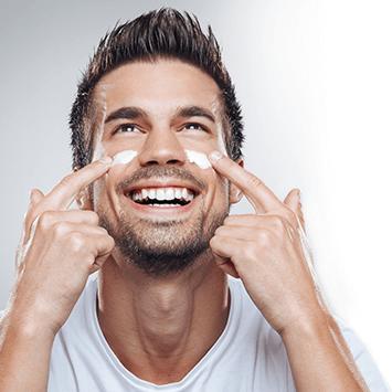 Soins du visage pour hommes