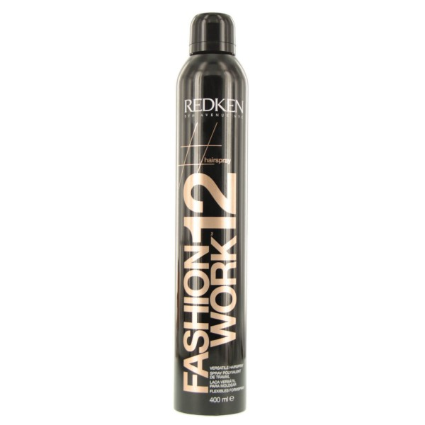 Redken - Redken Hairsprays - Fashion Work 12