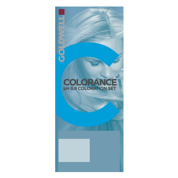 Goldwell - Colorance - Heimset Intensivtönung 6/RB