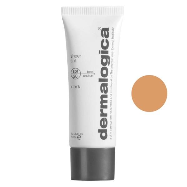 Dermalogica - Moisturizers - Sheer Tint Dark SPF20