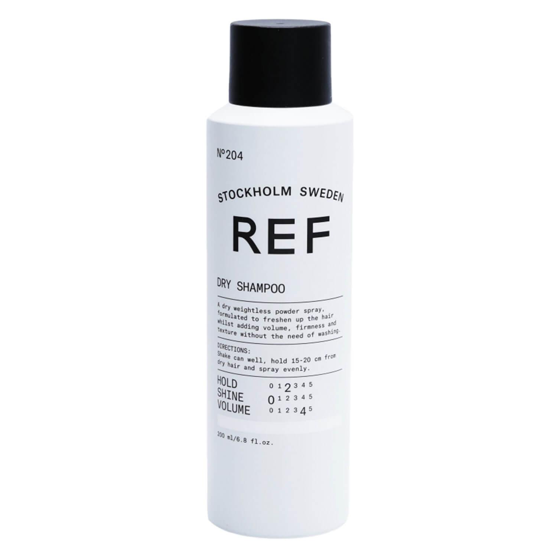 REF Shampoo - 204 Dry Shampoo - 200ml