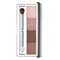 Clinique - All About Shadow Quad - 06 Pink Chocolate